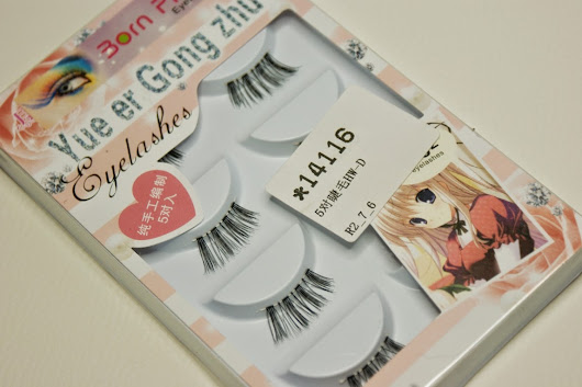 Born Pretty Store - Eyelashes