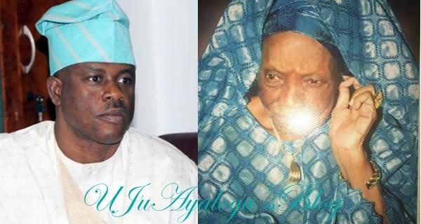 Musiliu Obanikoro's Loses Mum, Alhaja Wasliat