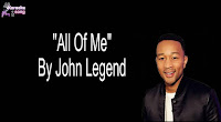 All Of Me By, John Legend Karaoke Free Download