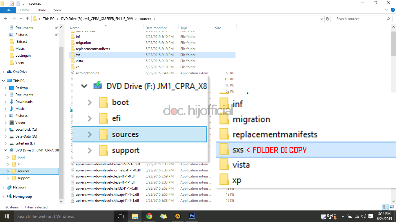 Cara Mudah Instalasi .NET Framework 3.5 Di Windows 10 (1)