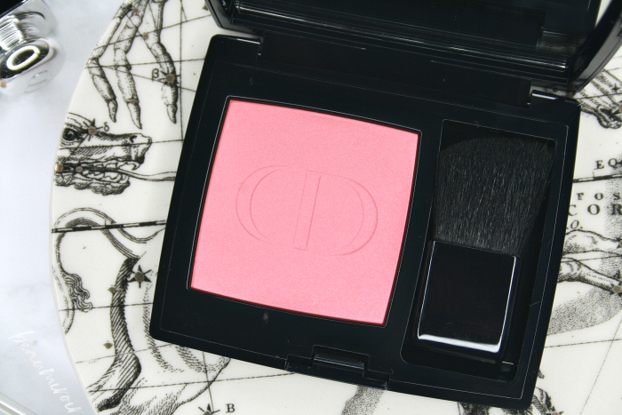 cool toned coral blush high end