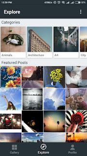 Photo Editor by Aviary Aplikasi Kamera Selfie Terbaik Untuk Android