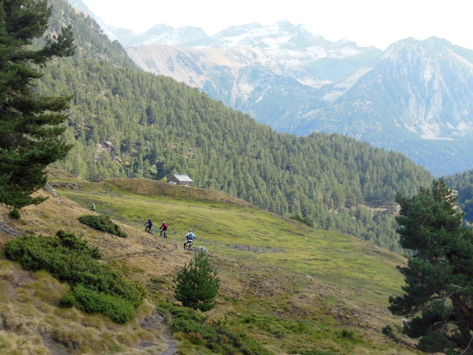 Vtt montagnes et sierras infos bielsa gistain bielsa - Casa lucia gistain ...