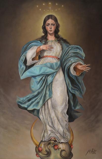 Resultado de imagen de inmaculada macarena