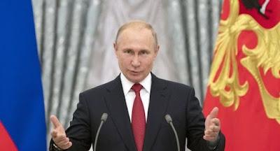"""Россия опубликовала """"санкционный"""" список украинских физических и юридических лиц"""