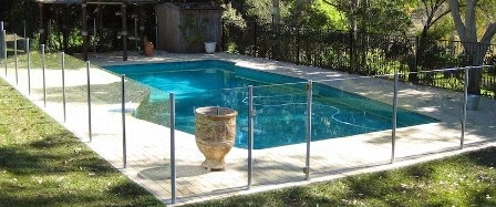 Cleaning And Caring For Glass Pool Fencing