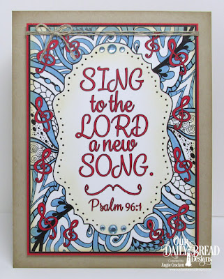 Our Daily Bread Designs: God's Blessings Coloring Pages