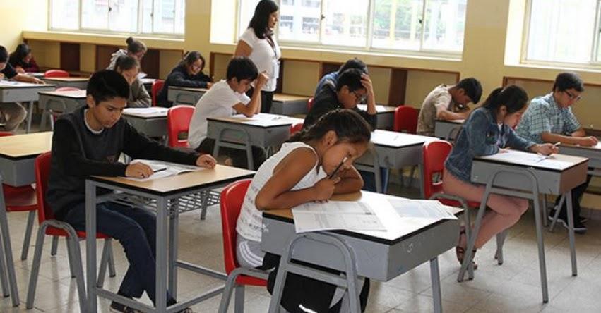 COAR 2019: Primer puesto en examen de admisión logra estudiante de 13 años en Arequipa - www.minedu.gob.pe