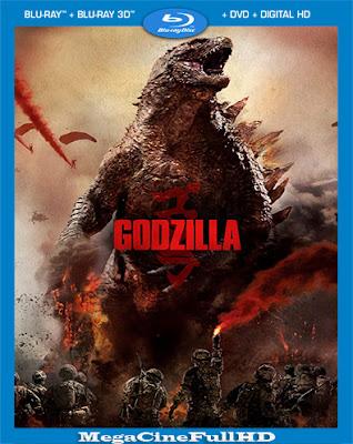 Godzilla (2014) Full 1080P Latino