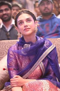 Aditi Rao Hydari Stills in Lehenga Choli at Cheliyaa Telugu Movie Audio Launch Event  0047.JPG