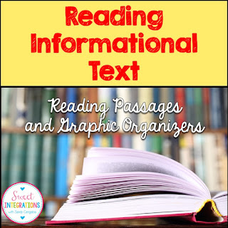 Reading Informational Text TPT Product - Students can read a variety of current events with the apps and websites I've provided. This is great for studying informational text.