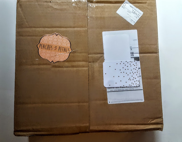 peaches and petals subscription box review