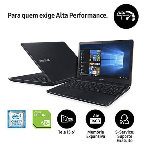 Notebook Samsung Expert X41 NP300E5M-XF3BR