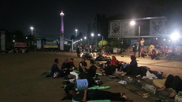Demo hingga Nginap di Istana, Guru Honorer: Kami Cerdaskan Anak Bangsa, Hargai Kami!