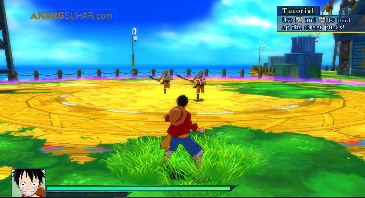 Free download game One Piece Unlimited World Red Deluxe Edition ALl DLCs full version