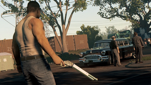 mafia 3 faster baby how to start