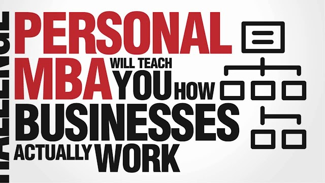 Personal MBA Library - Mastering Business Through Self Education