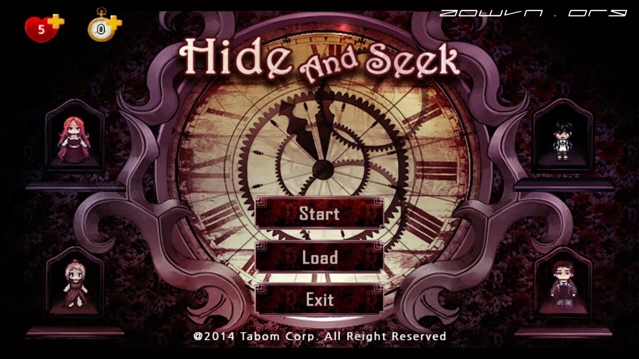 AowVN%2B%25282%2529 - [ Offline Android & IOS ] HideAndSeek 1 + 2 | Story of Dorothy & Demian - Game Kinh Dị hấp dẫn