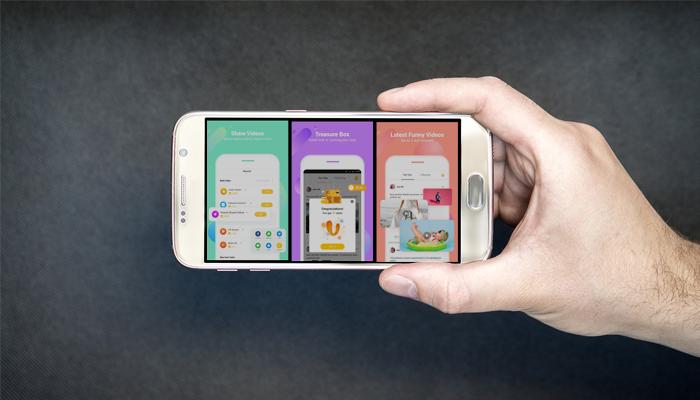 Panduan Trik Menghasilkan Dollar Menggunakan Aplikasi VeeU - Nonton Video di Bayar