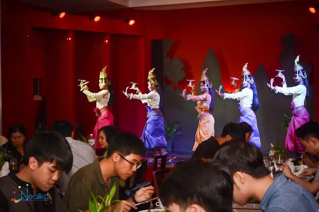 Best Apsara Show in Siem Reap