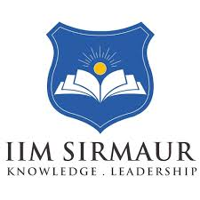 IIM Sirmaur Recruitment