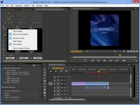 تحميل برنامج Adobe Premiere Pro كامل لتحرير الصوت والفيديو وأضافة التأثيرات وعمل المونتاج