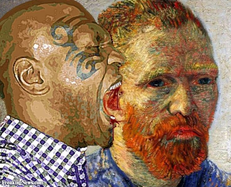 So Aly Two Historians Reviewing Available Letters And Accounts Now Think Vincent Van Gogh Lost His Ear In A Fight With Paul Gauguin They Both