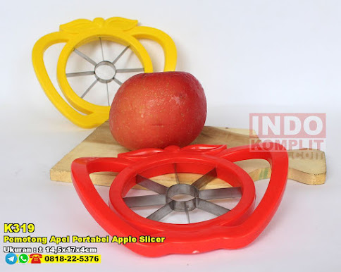 Pemotong Apel Portabel Apple Slicer