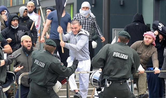 Πάνω από 500 οι εν δυνάμει τρομοκράτες στη Γερμανία