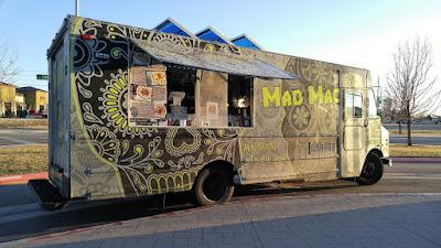 Mad Mac truck