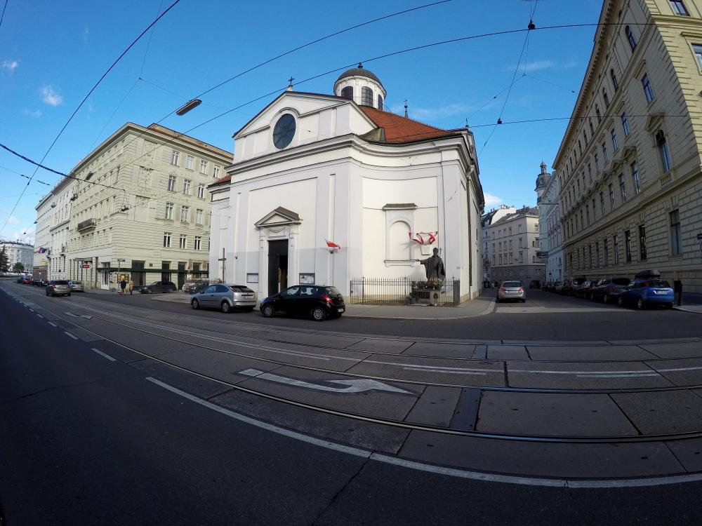 Polski kościół w Wiedniu
