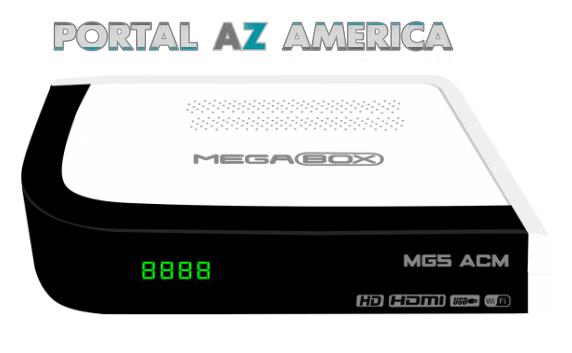 Resultado de imagem para MEGABOX MG5 ACM PORTAL AZAMERICA