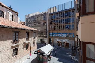 Vacolba, sede en la calle Santiago, Valladolid