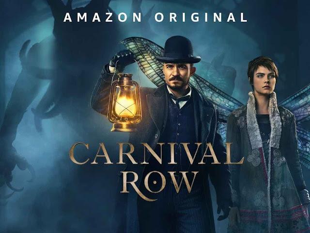Carnival Row une série Amazon Prime très politique.