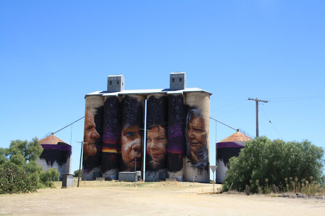 Sheep Hills Silo Art Trail