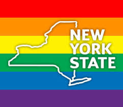 New York State bans mental health professionals from providing  conversion therapy.  in 2019.
