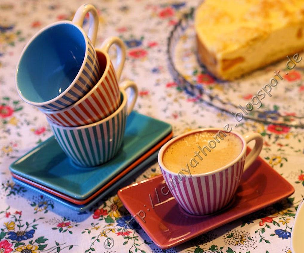 Cinny Home Streusel Kaesekuchen Mit Mandarinen