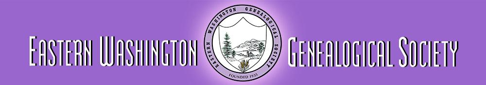 Eastern Washington Genealogical Society Blog: Eastern ...