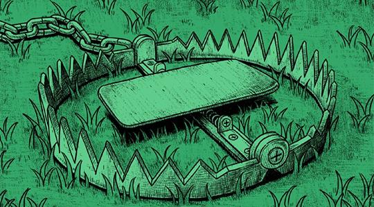 Hắc Ám Truyện #80: Cái bẫy
