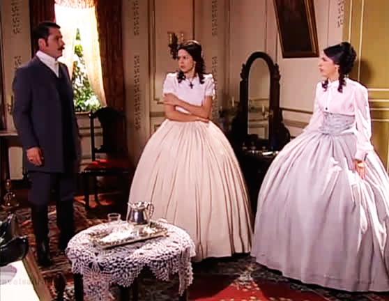 Cena A escrava Isaura (2004)