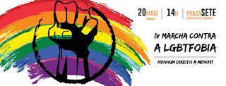 IV Marcha contra a lgbtfobia bh