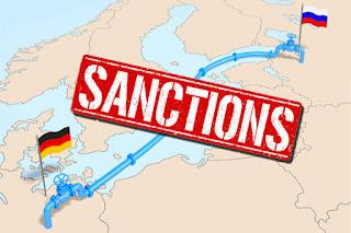 Sanksi Pembangunan Pipa Gas Rusia-Eropa
