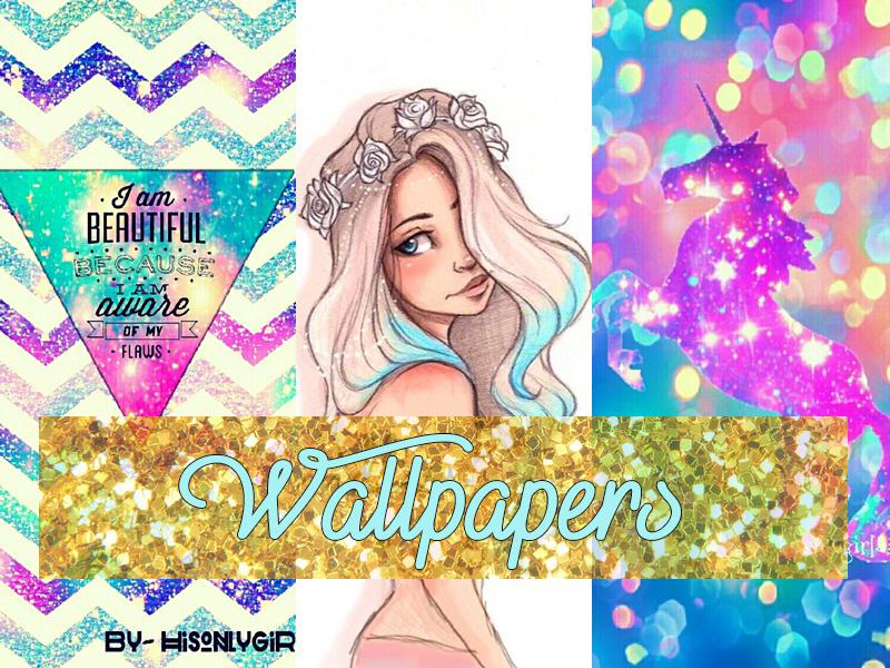 Wallpapers fofos para baixar, wallpapers de garotas, imagens de garotas, fundo de tela unicórnio, galaxy, fundo de tela tumblr download,