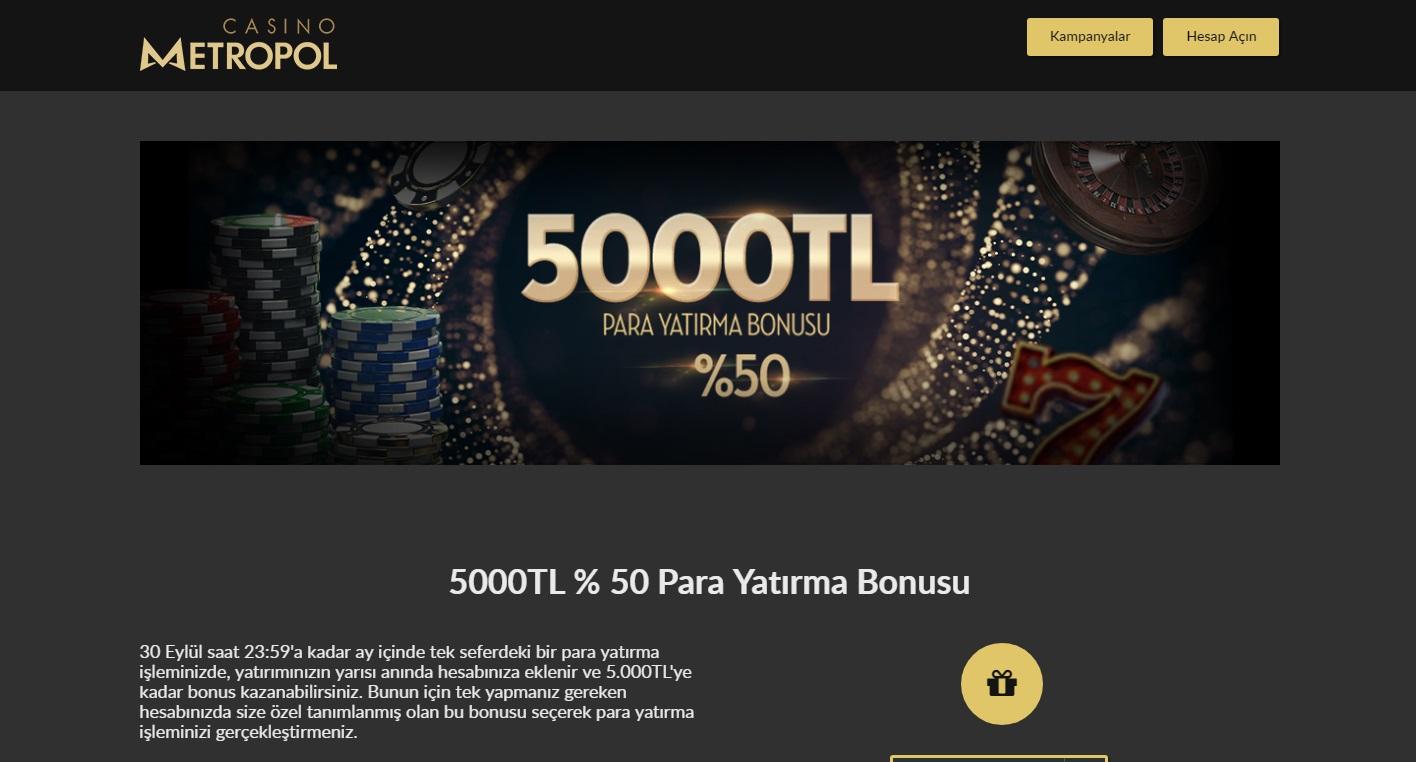 10 tl casino bonusu