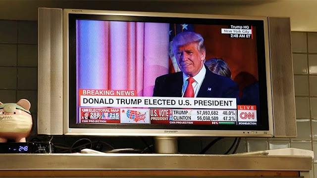 """Secretario del Tesoro de EE.UU.: """"Nadie cree que Rusia haya tenido un impacto en las elecciones"""""""