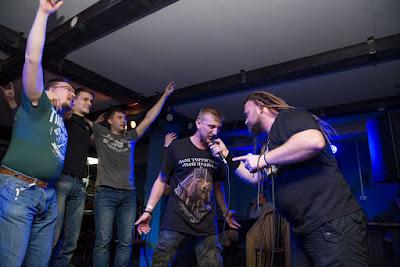 Концерт группы BUTTERFLY TEMPALE в Нижнем Новгороде 03.11.17, VARVAR
