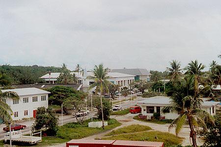 Yaren, Capital de Nauru