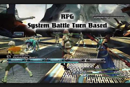 4 Game RPG Terbaik Dengan System Battle Turn Based