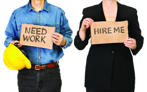 Advertising a job