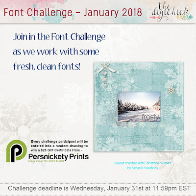 http://www.thedigichick.com/forums/showthread.php?65580-Font-Challenge-January-2018